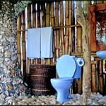 Fundstück – Badezimmer mit Brise