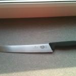 Messer gut, alles gut