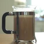 Sundowner: Chai-Latte