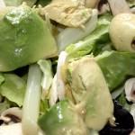 Der SpargelundsonstigeReste-Salat