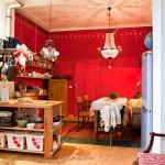 Zu Besuch in der Künstlerküche