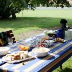 Picknick auf amerikanisch