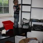 Ein Arbeitszimmer für den Autor: Teil 2 (Think Bigger)