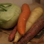 Weekday Veggies