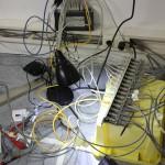 """Ein Arbeitszimmer für den Autor, Teil 6 """"Kabelkämpfe"""""""