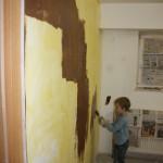 """Ein Arbeitszimmer für den Autor, Teil 8 """"Painting on Demand"""""""