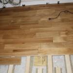 Ein Arbeitszimmer für den Autor, Teil 9: Der Fußboden