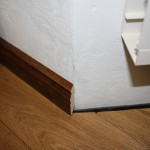 Ein Arbeitszimmer für den Autor – Teil 10: Fußbodenleisten
