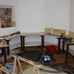 Ein Arbeitszimmer für den Autor – Teil 11: Probleme mit dem Welteroberungstisch