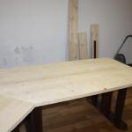 Ein Arbeitszimmer für den Autor – Teil 12: Pulp Fiction und der Sehr Große Tisch