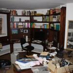 """Ein Arbeitszimmer für den Autor –  Teil 16: """"Die Regale im Achteck"""""""