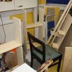 Ein Arbeitszimmer für den Autor,Teil 18 – Der Kinderschreibtisch