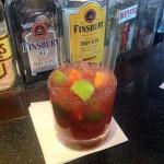 Cocktail der Woche – Cranberry Cooler, alkfrei