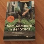 Ich hab ein Buch gewonnen! – Vom Gärtnern in der Stadt