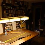 Ein Arbeitszimmer für den Autor – Teil 19: Es werde Licht