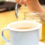 Tee gegen Sommerschnupfen: Apfel-Zitrone-Honig