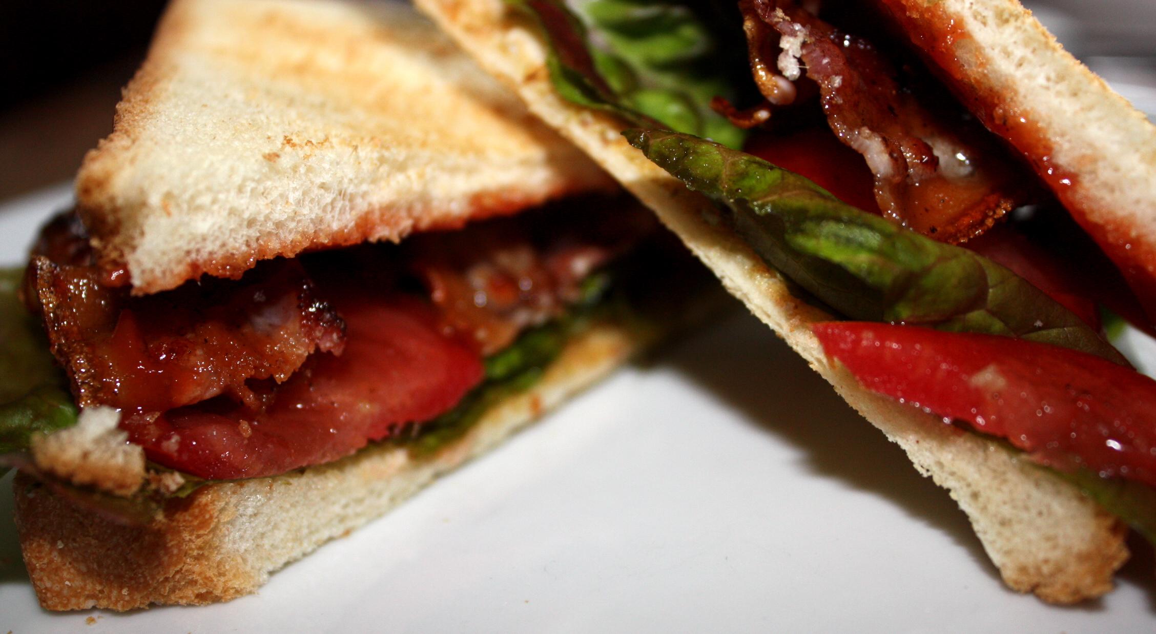 Sandwich am Sonntag – BLT