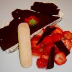 Dessert als Hauptgang – Erdbeerlasagne