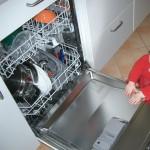 Und wer macht jetzt den Abwasch?