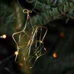 Weihnachtsbasteln für Handarbeitslegatheniker – heute: Weihnachtsbaumanhänger