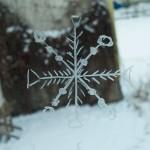 Noch mehr Schneeflocken