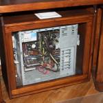 Ein Arbeitszimmer für den Autor, Nachtrag: Der PC-Unterschrank