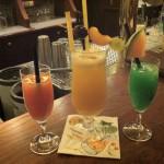 Cocktails zum Wochenende: Buntes aus der Hotelbar