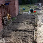 Work in progress – der Garten