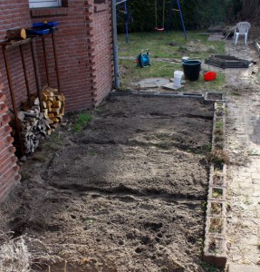 Garten in Progress - 3