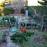 Work in progress – der Garten