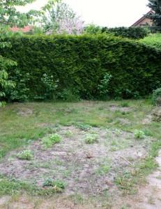 Gartendesaster