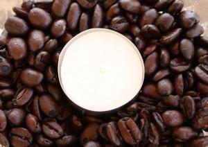 Teelichtkaffee