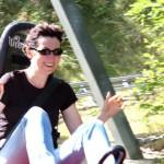 Reiseland Brandenburg – von rasenden Müttern und kletternden Kindern