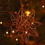 Der Weihnachtsstern, wörtlich genommen