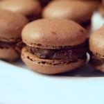 Makronen 2.0 – Schokoladen-Macarons